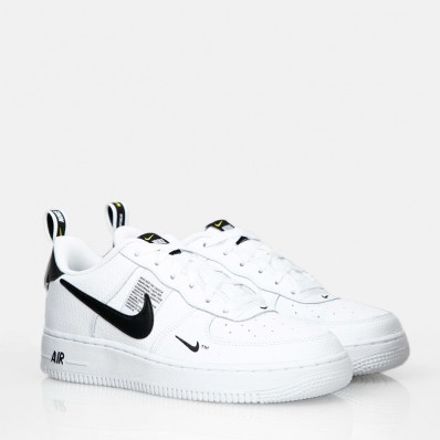 Nike Air Force 1 Utility Junior White Online Sales, UP TO 60% OFF