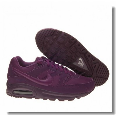basket femme nike air max violet