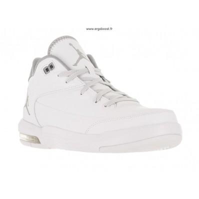 basket hommes nike jordan blanc