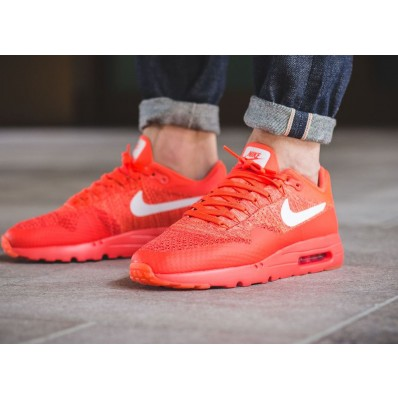 nike air max 1 homme rouge