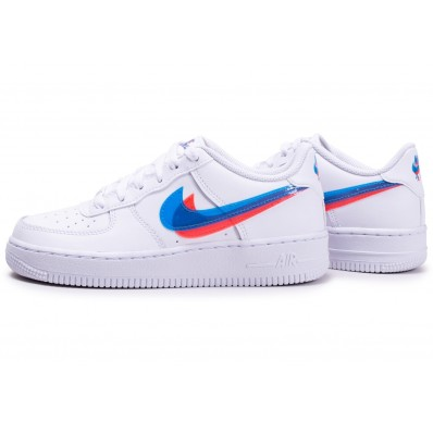 nike air force 1 fille blanche