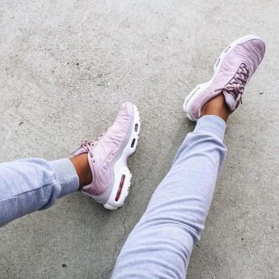 nike air max plus sneakers femme