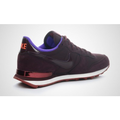 nike internationalist femme violet