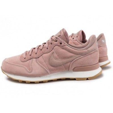 nike internationalist rose femme