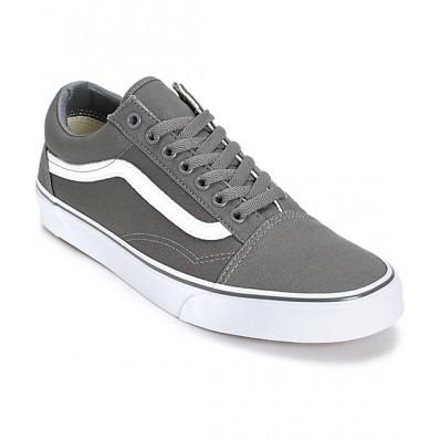 vans old skool gris et noir