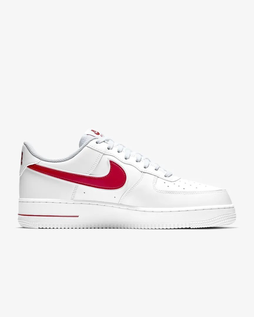 air force 1 07 se rouge