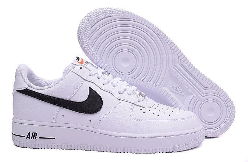 air force 1 blanche rt noir