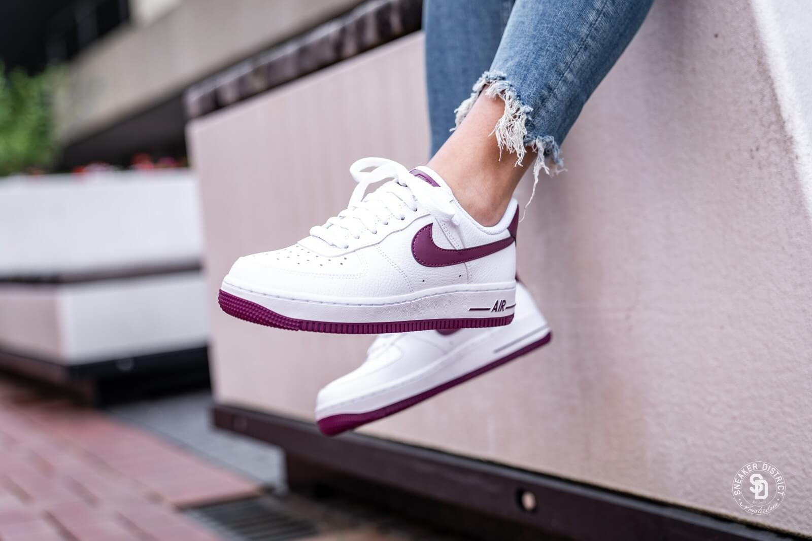 air force 1 bordeau