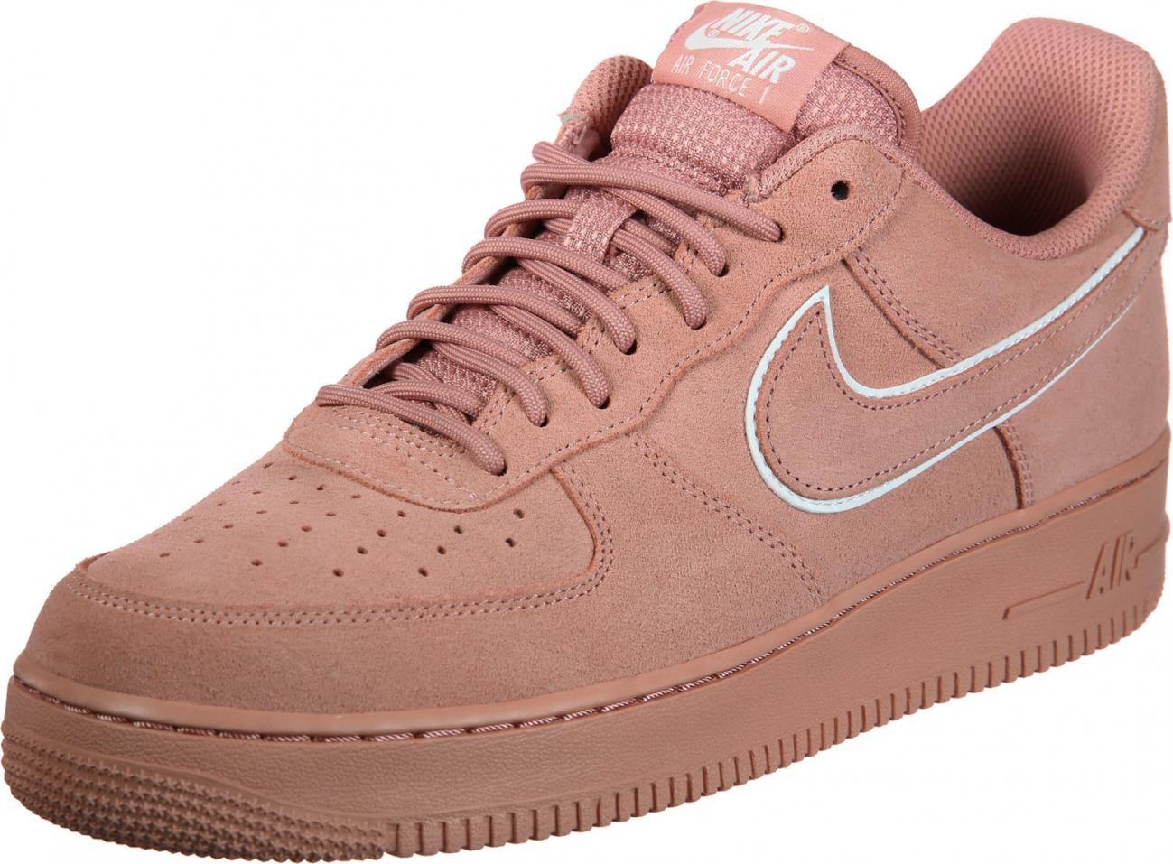 Nike Air Force 1 SS rose clair junior Chaussures Enfant