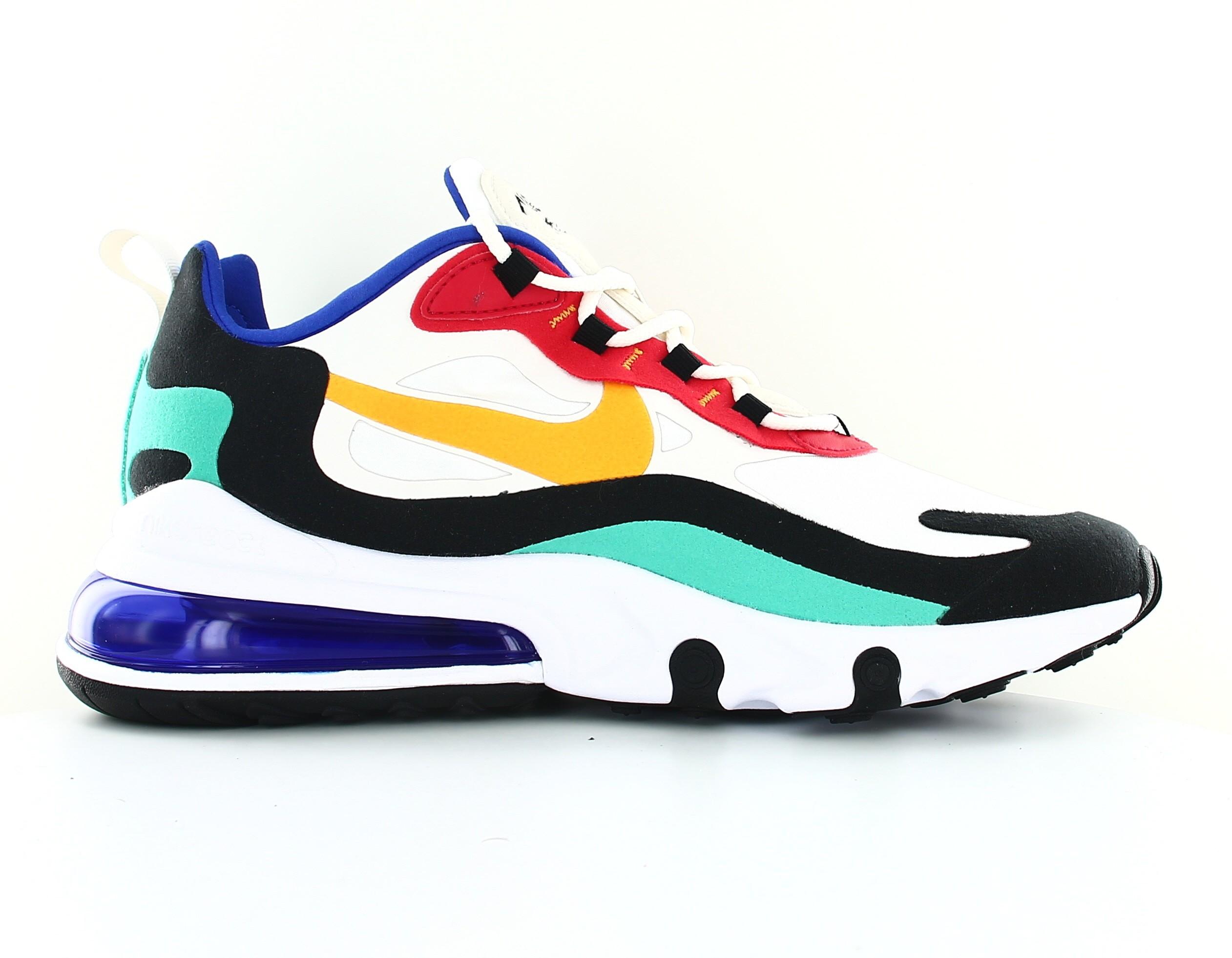 Nike Air Max 270 Cd7338 Baskets de course pour homme Blanc