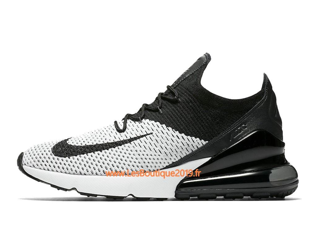 chaussure air max 270 noir et blanc