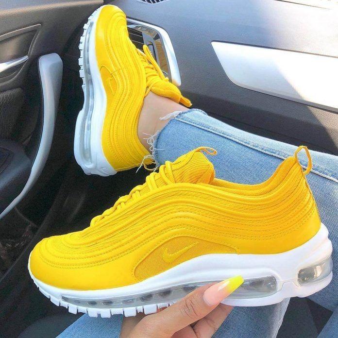 air max 97 jaune