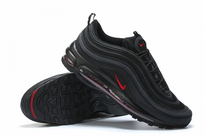 air max 97 noir et rouge