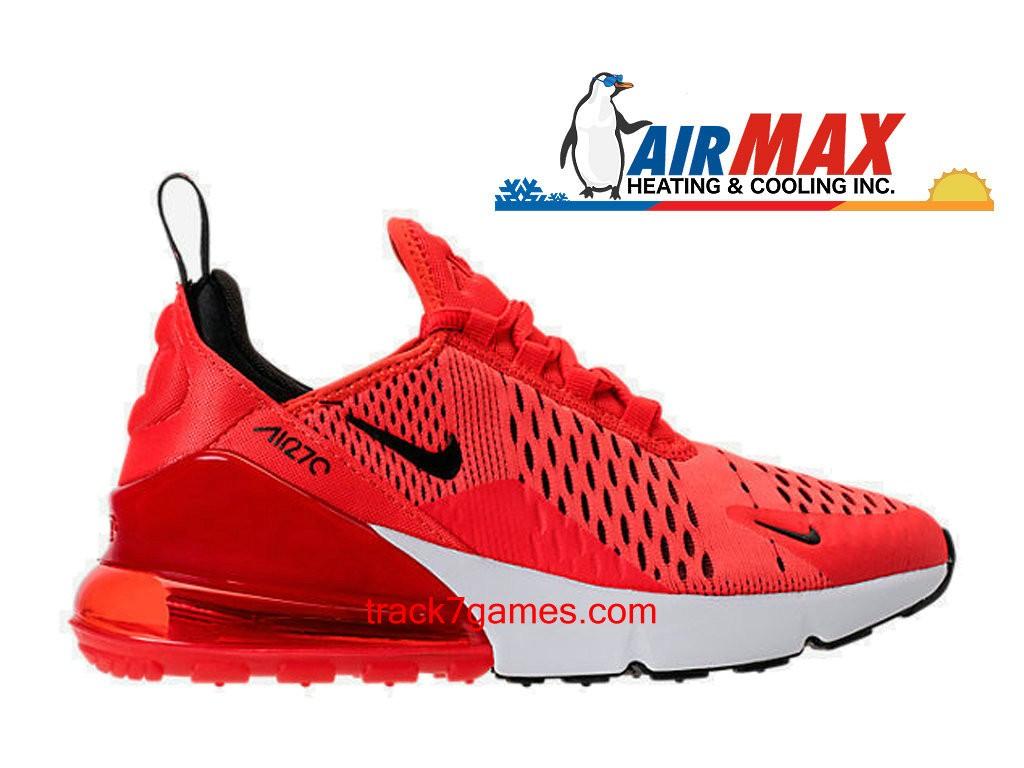 basket air max 270 rouge