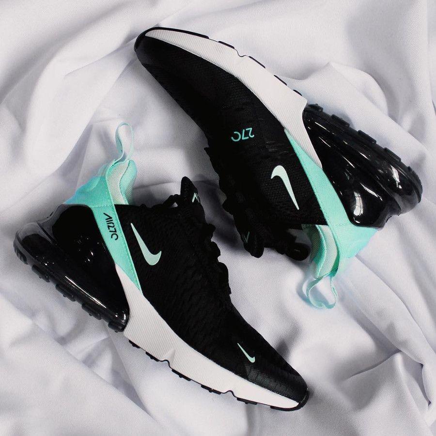 chaussure femme nike air max 270 noir