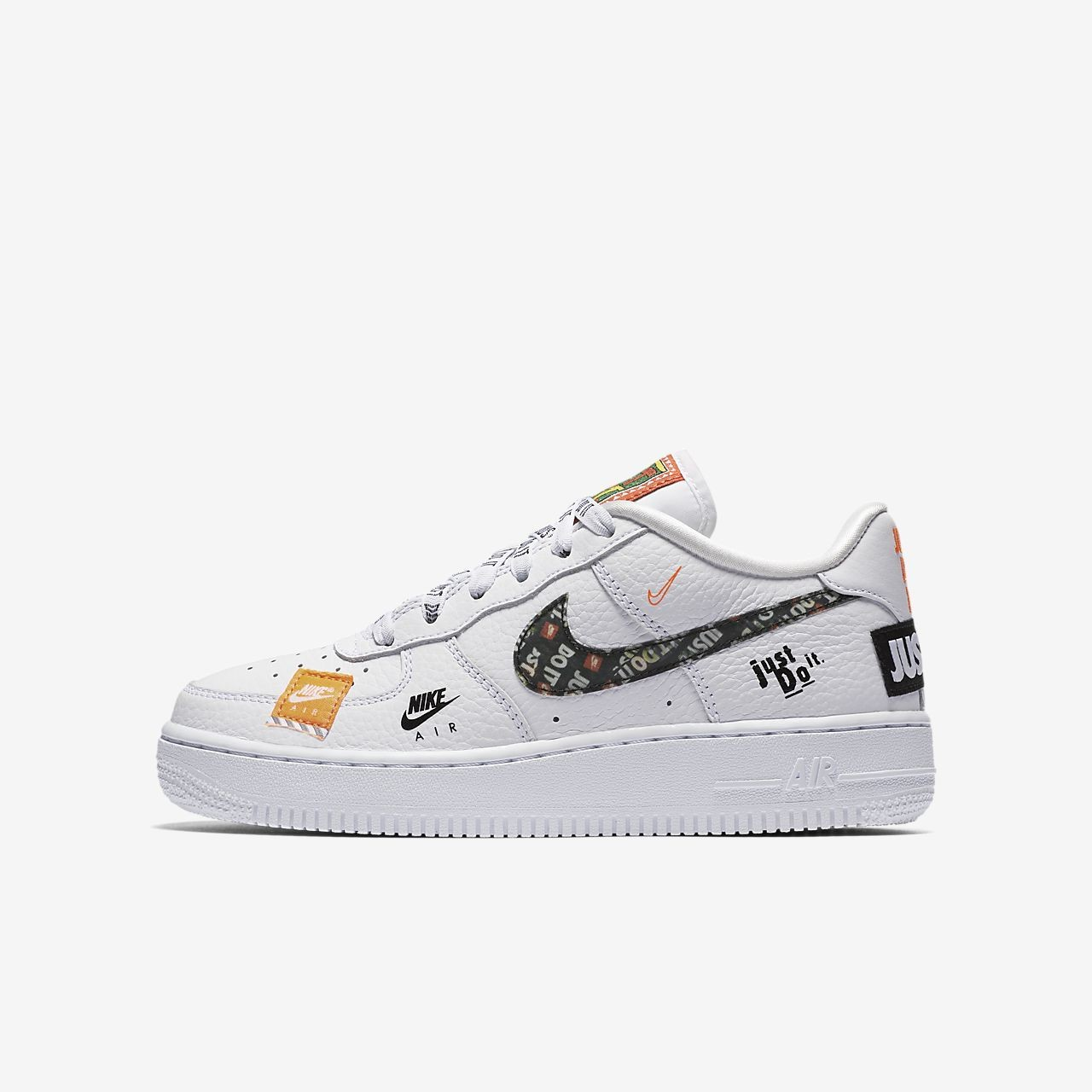 basket enfants nike air force 1