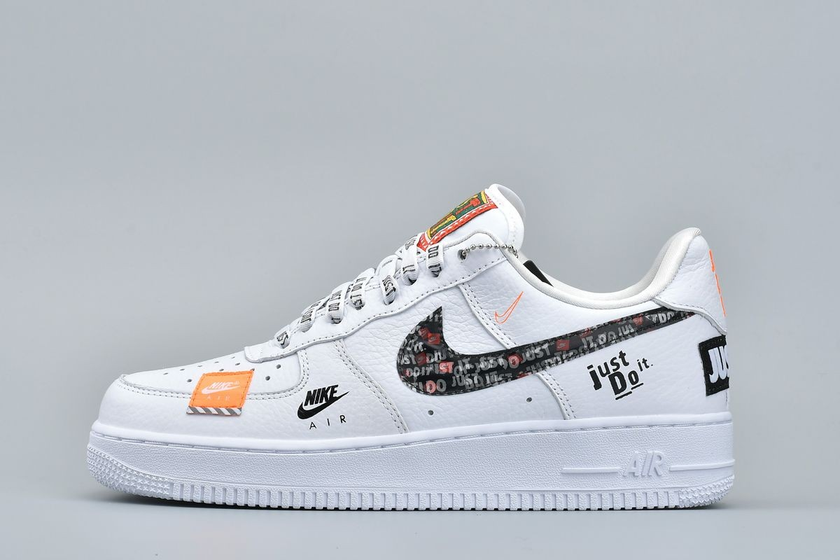 chaussure femme nike air force 1 just do it