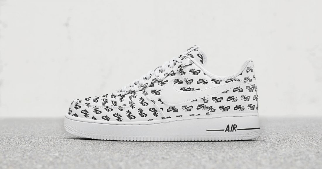 air force 1 motif