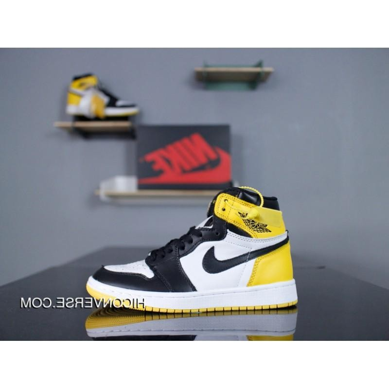 air jordan noir et jaune