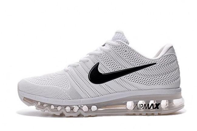 air max 2017 blanche et noir