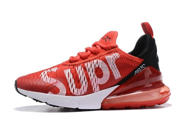 basket air max 270 homme rouge