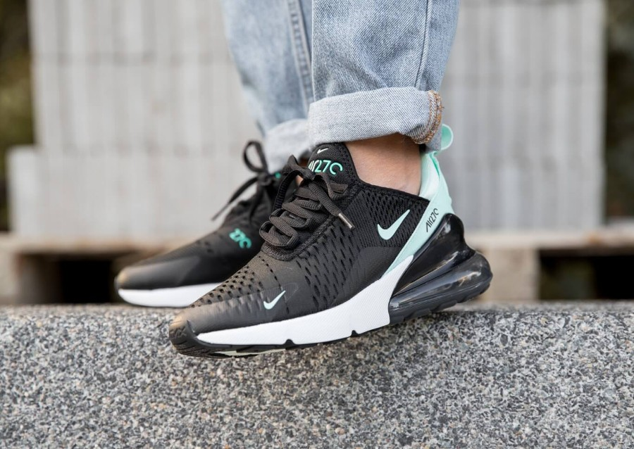 Nike | Air Max 270 noir Femme Baskets 687441