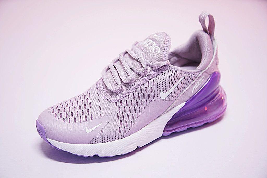nike air max 270 violette