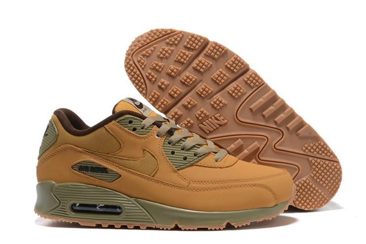 chaussure nike air max marron