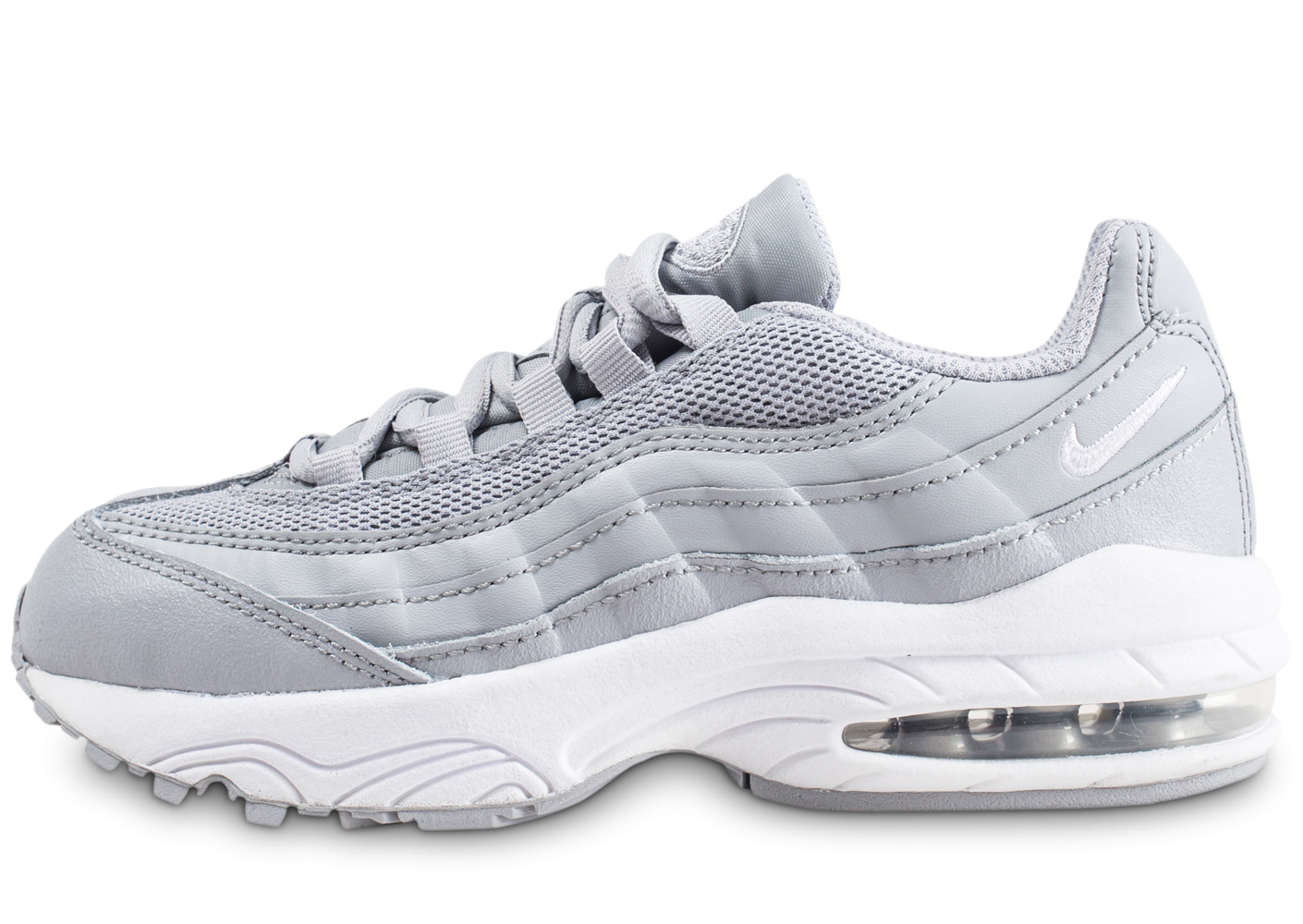 nike air max 95 enfant blanc