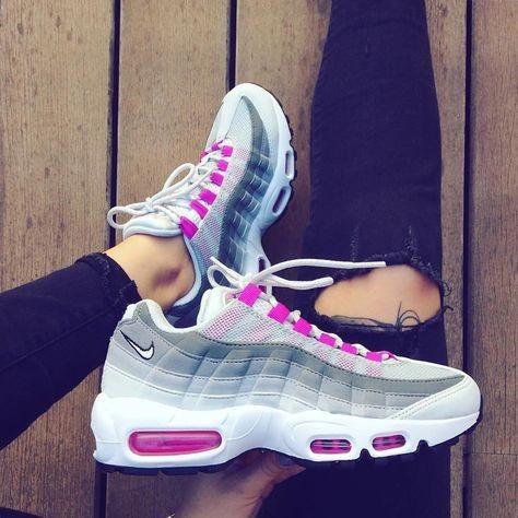 chaussure nike fille air max 95