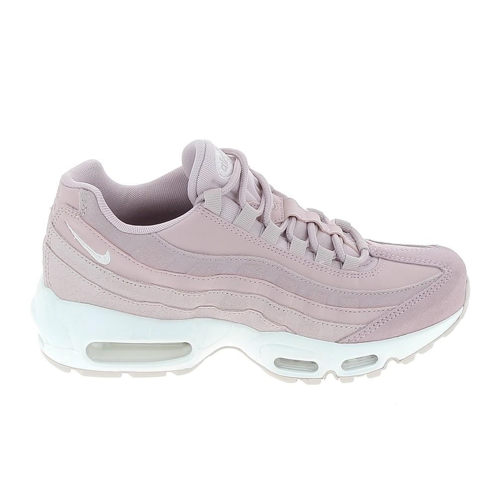 chaussure nike air max 95 rose