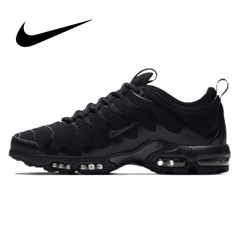 Baskets Nike Air Max TN Plus TXT Chaussures de running pour Homme Bleu