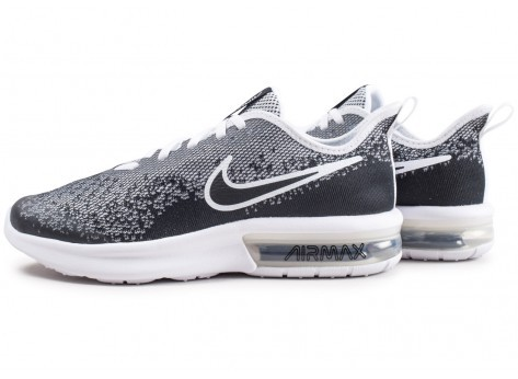 chaussures de running enfant air max sequent 4 nike