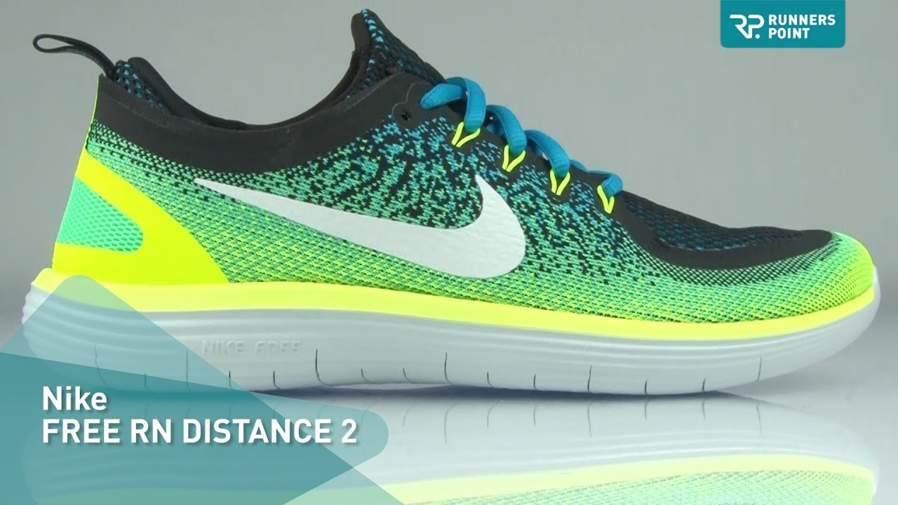 nike free rn distance 2 homme
