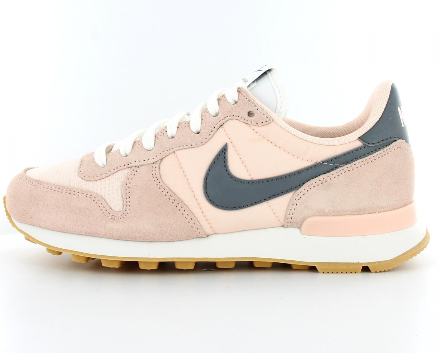basket nike internationalist beige