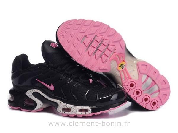 chaussure nike tn rose
