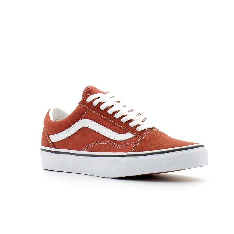 chaussures femmes vans marron