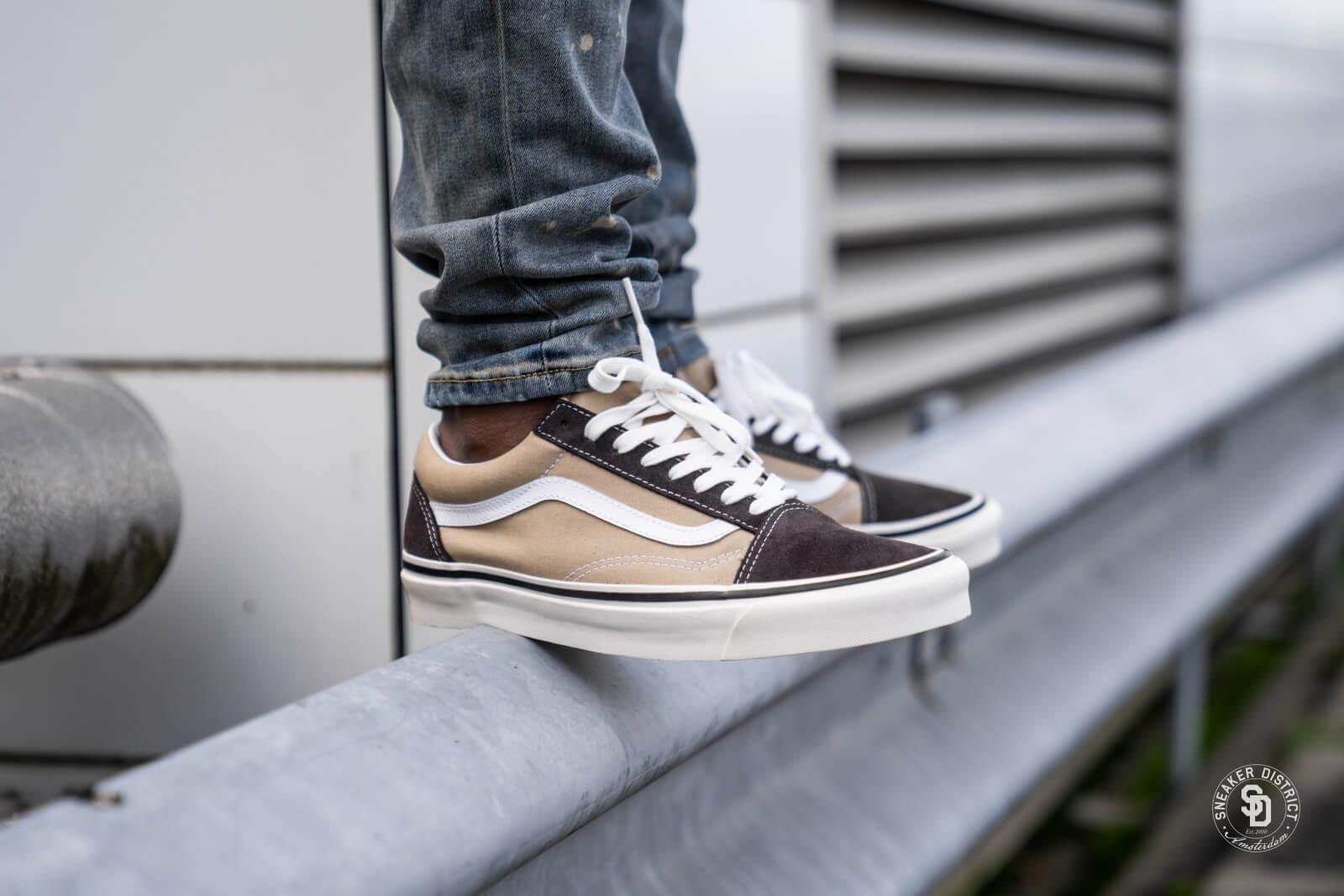 vans old skool 36dx rouge