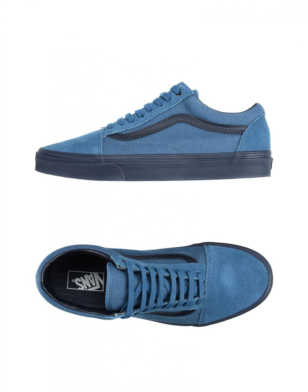 vans bleu marine old skool