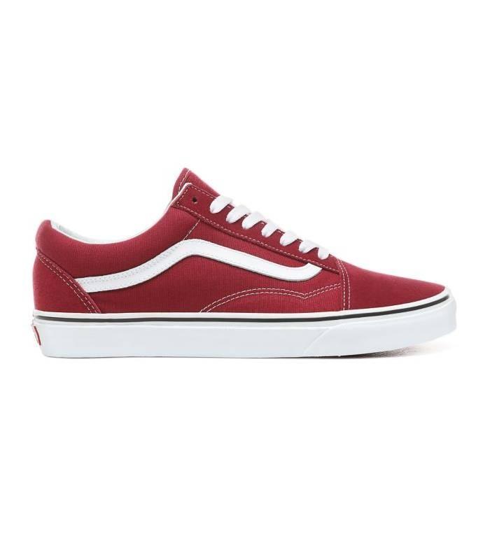chaussure vans enfant rouge