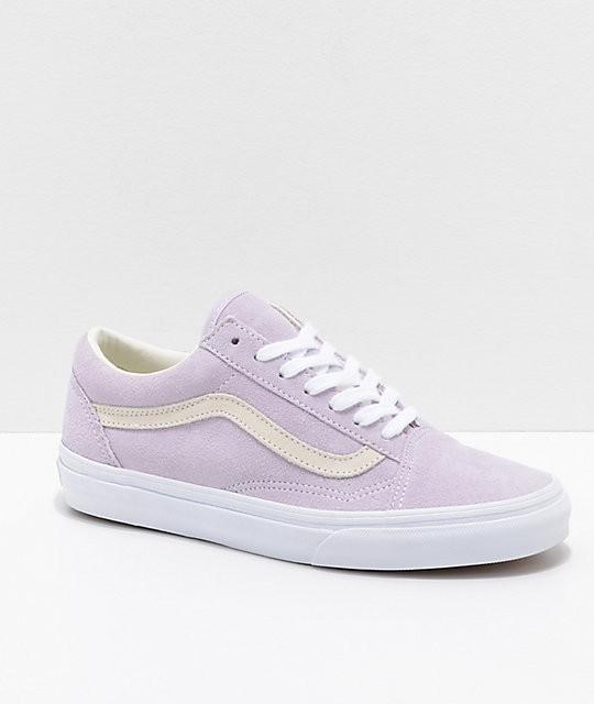 chaussure vans femme couleur