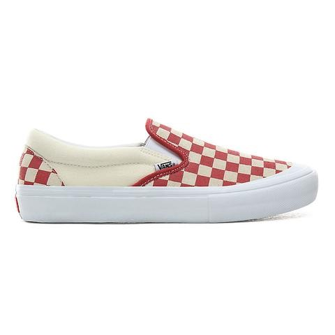 chaussure vans homme rouge