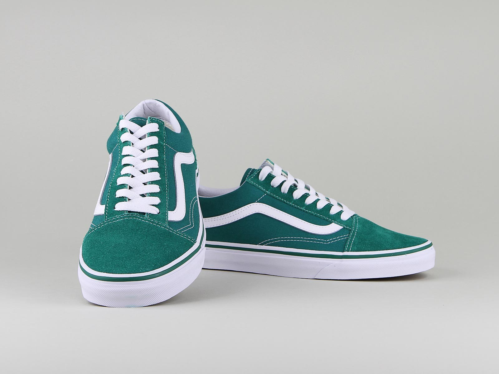 chaussure vans verte
