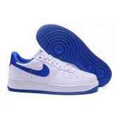 air force 1 blanc bleu
