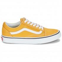 vans old skool femme jaune