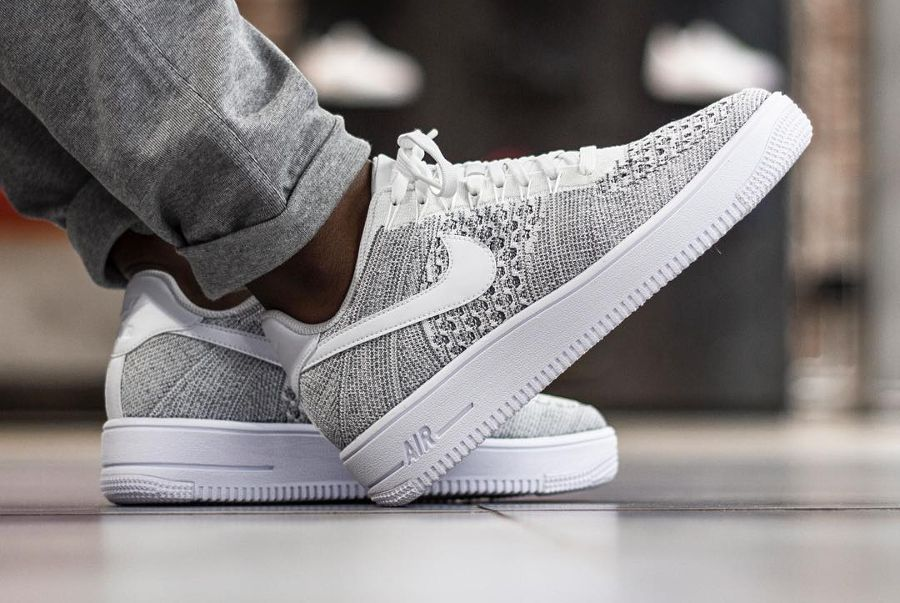 air force flyknit homme 2.0
