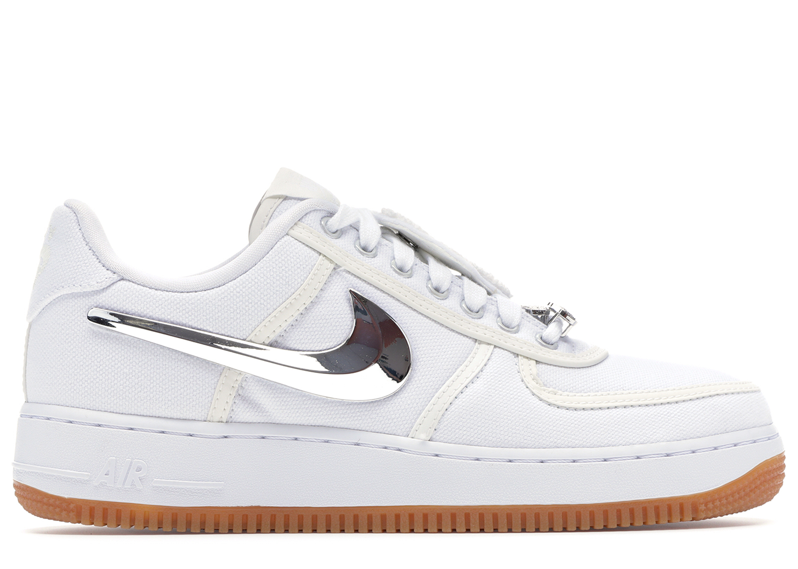 air force 1 low blanc