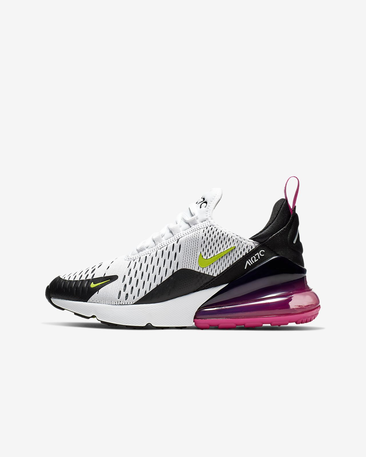 basket air max 270 enfant fille
