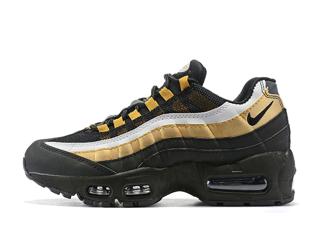 air max 95 noir gold