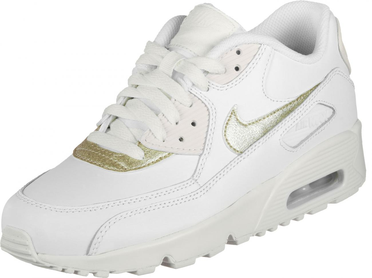 air max leather femme
